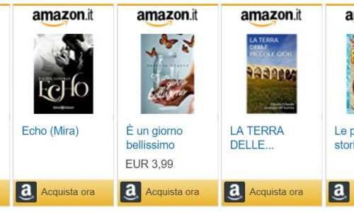 Gli ebook del momento – Classifica 19 dicembre 2018