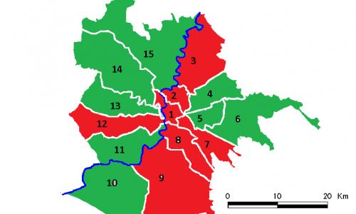 Europee, nei municipi finisce 8 a 7 per la destra